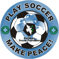 Play Soccer Make Peace